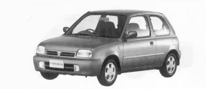 NISSAN MARCH 1992 г.