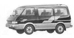 MAZDA EUNOS CARGO 1992 г.