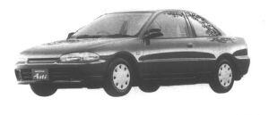 MITSUBISHI MIRAGE 1994 г.