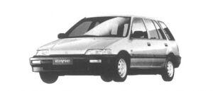 HONDA CIVIC 1994 г.