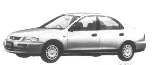 MAZDA FAMILIA 1995 г.