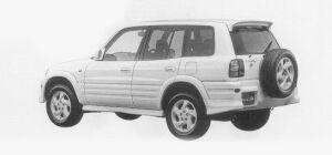 TOYOTA RAV4 1999 г.