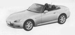 HONDA S2000 1999 г.