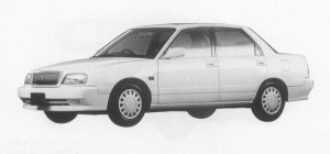 DAIHATSU APPLAUSE 1999 г.