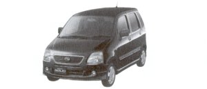 SUZUKI WAGON R SOLIO 2002 г.