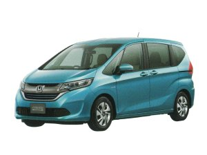 HONDA FREED 2018 г.