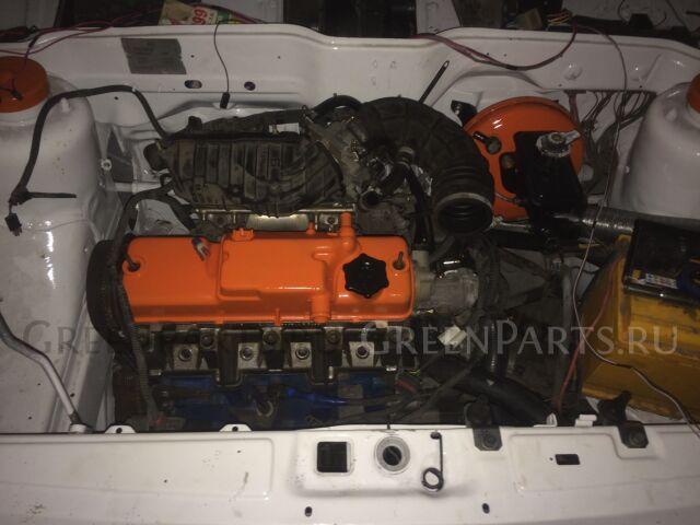 Двигатель на ЛАДА 2114
