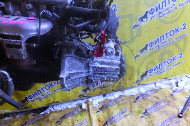 Кпп механическая на Toyota Starlet EP91 4E-FE