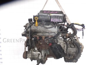 Двигатель на Daihatsu Coo M411S K3-VE