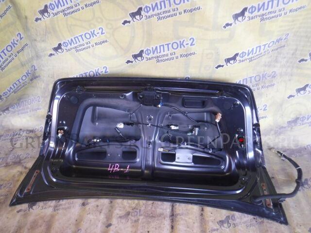Крышка багажника на Subaru Legacy BM9 EJ253