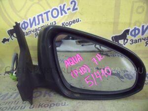 Зеркало на Toyota Aqua NHP10 1NZ-FXE