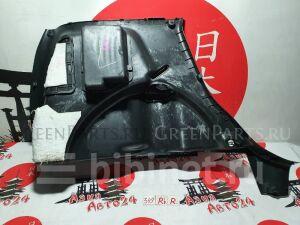 Обшивка багажника на Honda Fit GD3 L15A