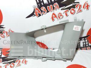 Обшивка багажника на Honda Fit GE6 L13A