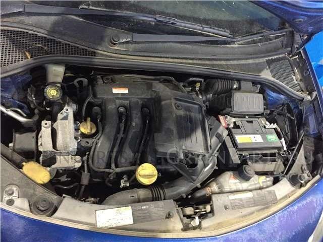 Генератор на Renault clio 2005-2009 номер/маркировка: 7701476812