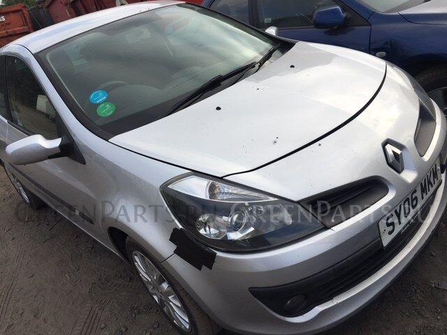 Колпак на Renault Clio