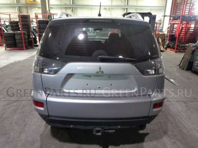 Крышка багажника на Mitsubishi OUTLANDER XL 2006-2012 Джип (5-дверный) 4B12