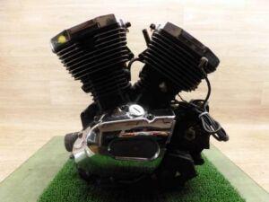 Двигатель vn400 vulcan vn400ae