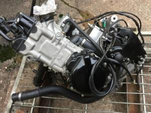 Двигатель gsx-r 600 n727