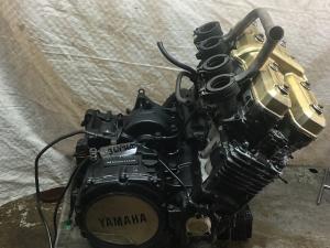 Двигатель fzr1000 2gh
