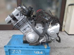 Двигатель fzr250 1hx