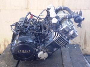 Двигатель fzx750 3xf
