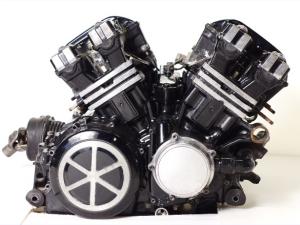 Двигатель v-max 1200 2lt