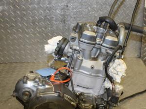 Двигатель wr400 h304e