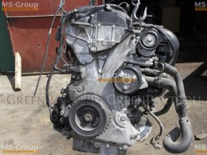 Двигатель на Mazda 3 LF
