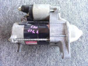 Стартер на Toyota Ractis NCP100 1NZ-FE