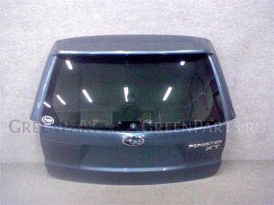 Дверь задняя на Subaru Forester SH5 EJ205HPZM