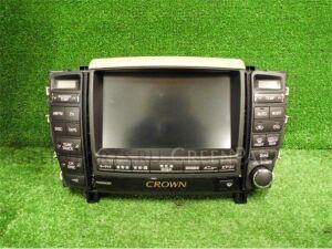 Автомагнитофон на Toyota Crown GRS183 3GRFSE