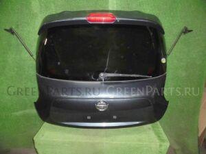 Дверь задняя на Nissan Juke NF15 MR16DDT