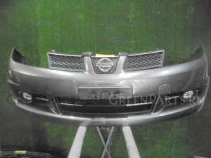 Бампер на Nissan Wingroad Y12 HR15DE