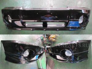 Бампер на Subaru Forester SG5 EJ205