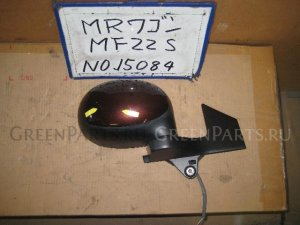 Зеркало двери боковой на Suzuki Mr Wagon MF22S K6A