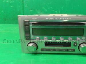 Автомагнитофон на Toyota Wish ZNE10G 1ZZ-FE
