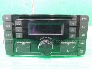 Автомагнитофон на Toyota Corolla Axio NZE161 1NZ-FE