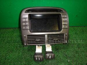 Автомагнитофон на Toyota Celsior UCF30 3UZ-FE