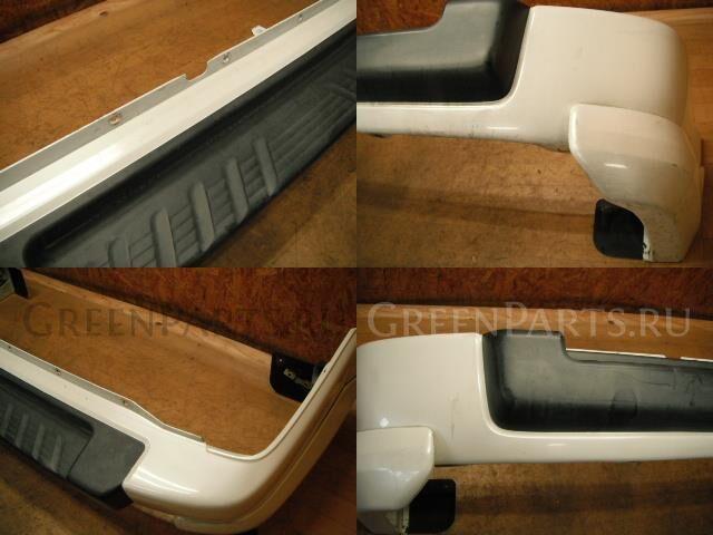 Бампер на Nissan Terrano Regulus JTR50 ZD30DDTI