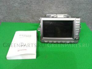 Автомагнитофон на Toyota Estima AHR20W 2AZ-FXE