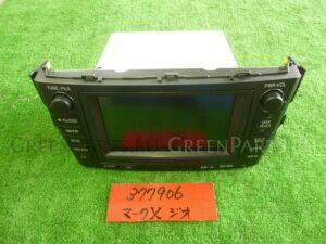 Автомагнитофон на Toyota MARK X GEO ANA10