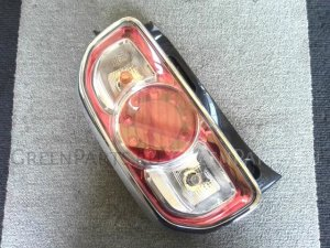 Стоп на Suzuki HUSTLER MR31S R06AT