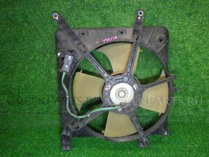 Вентилятор радиатора ДВС на Honda Fit Aria GD8 L15A