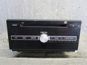 Автомагнитофон на Toyota Mark X GRX120