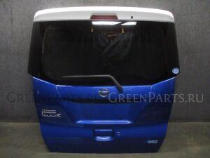 Дверь задняя на Nissan DAYZ ROOX B21A 3B20