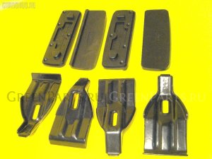Брэкеты для базовых креплений багажников на Toyota Harrier #U3#