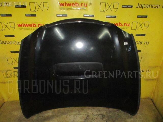 Капот на Subaru Exiga YA5