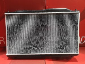 Радиатор двигателя на Honda Civic FA, FD R16A, R18A