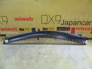 Ветровик на Honda Accord CL7