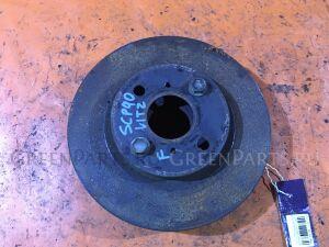 Тормозной диск на Toyota EQ EV KPJ10